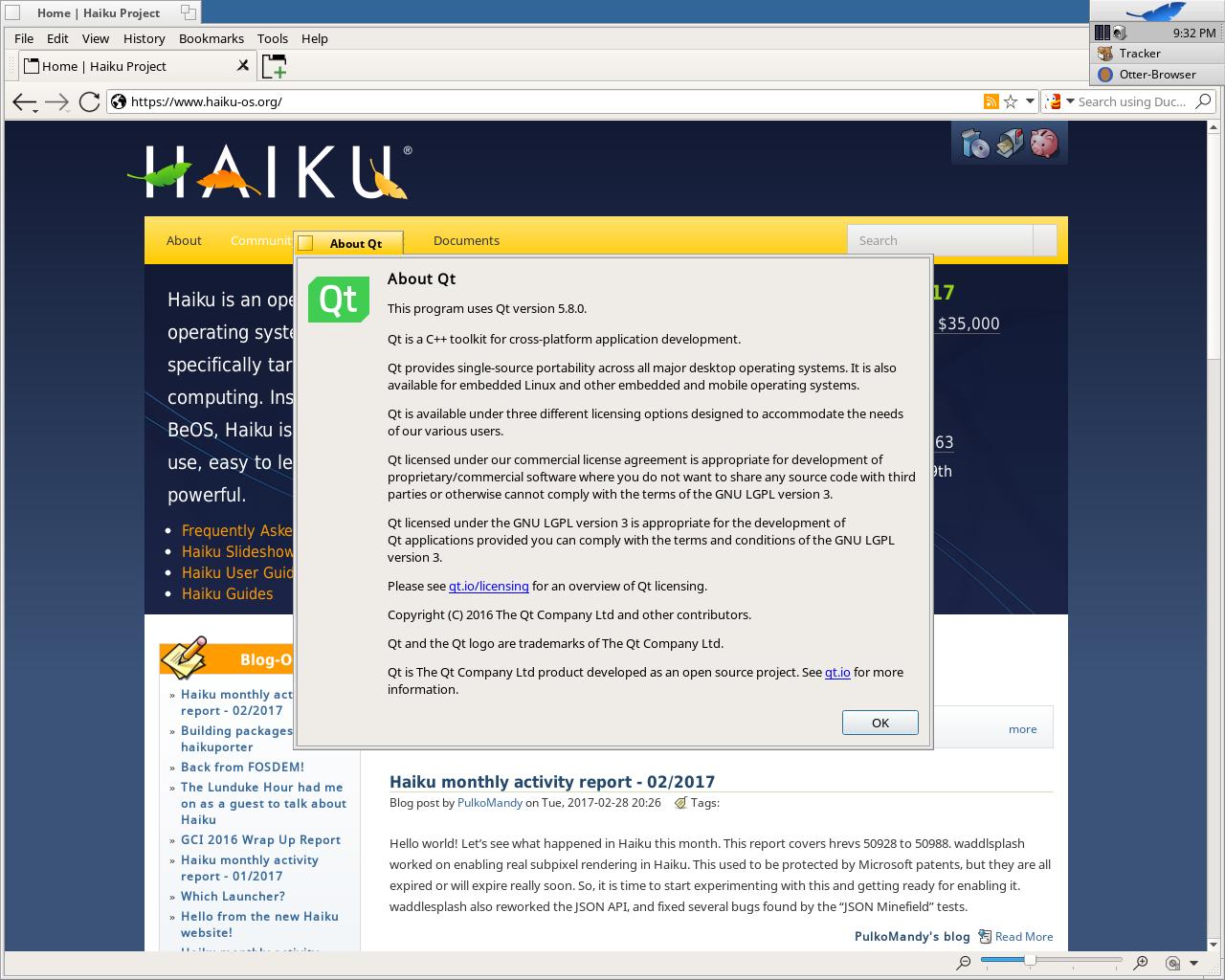 Vivaldi for Haiku? - Ideas - Haiku Community