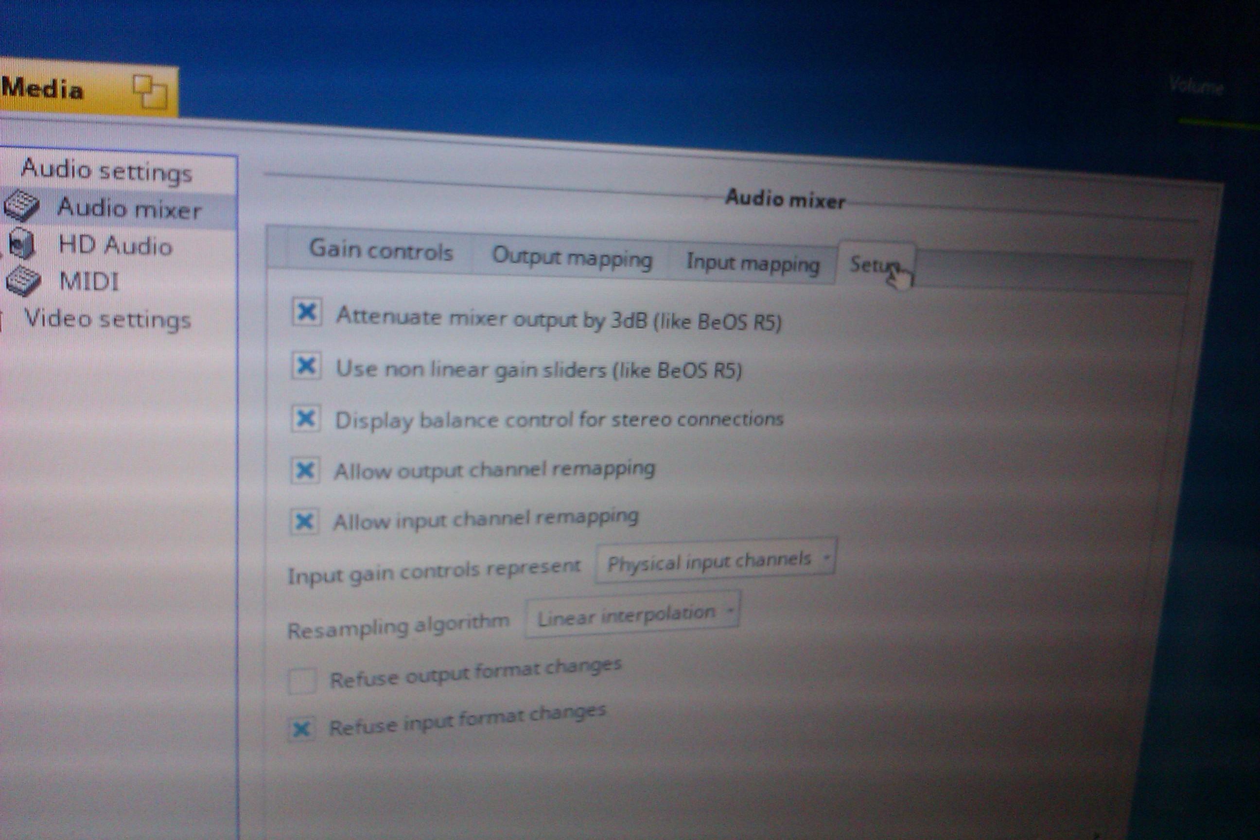 No Sound on HDA Intel - Help - Haiku Community
