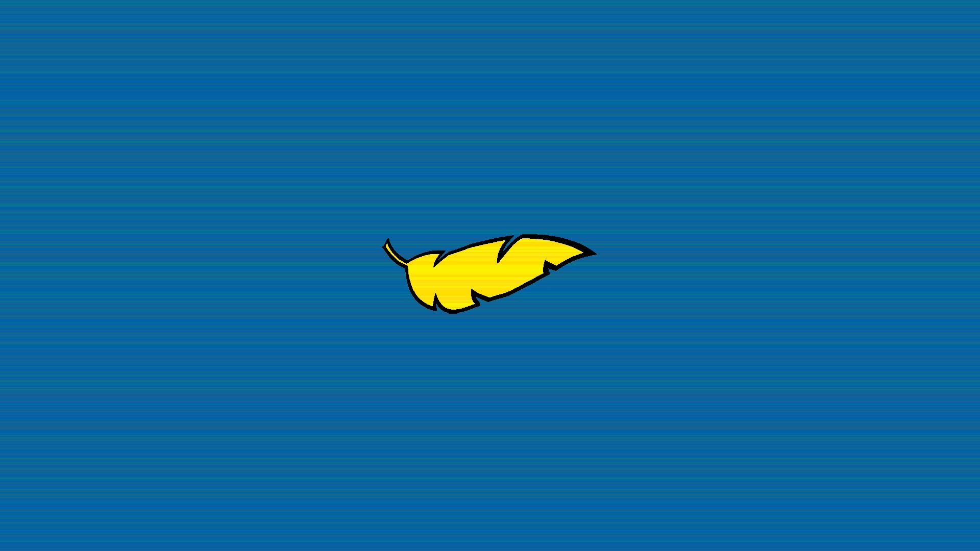 haikuleaf-dark_outline-yellow_bluish