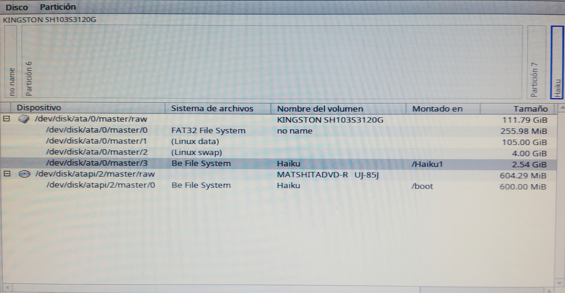 Dual boot with Devuan Linux, patitioning, Grub2 bootloader